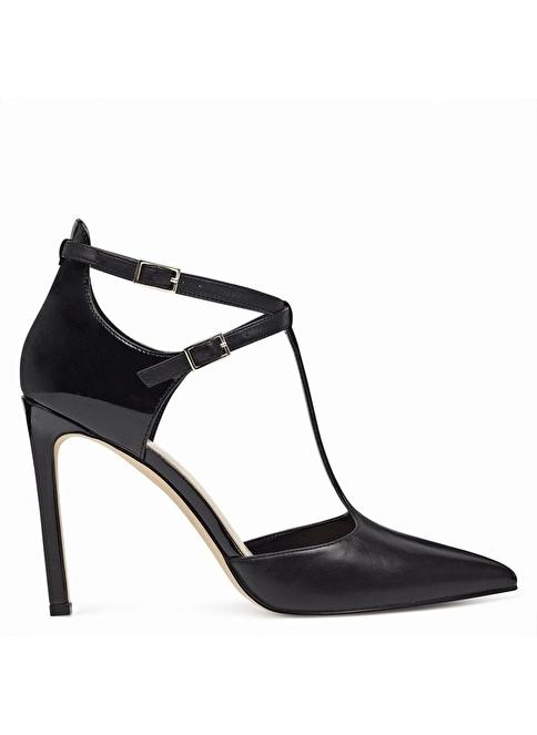 Nine West Stiletto Ayakkabı Siyah